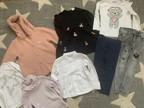 Пакеты одежды от годика (80-104см) Куртки, платье,вышиванки