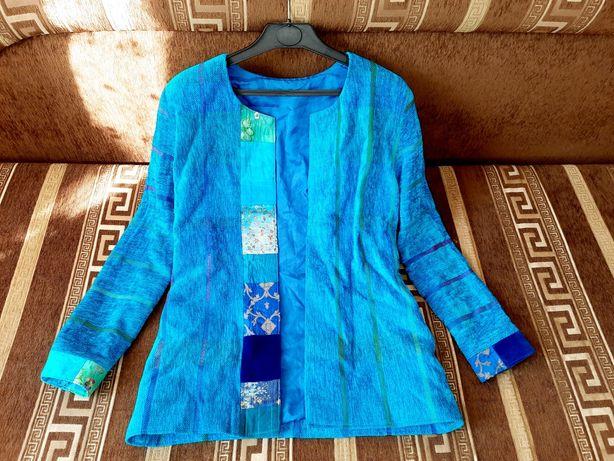 Пиджак женский оригинальный