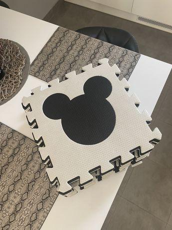 Puzzle piankowe, 19 elementów