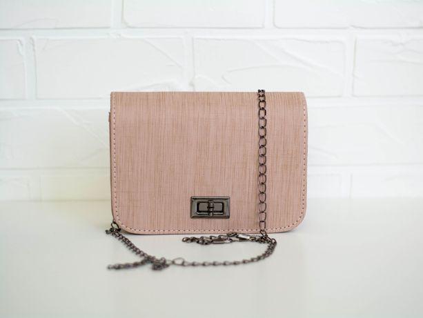 Женская сумочка новая на цепочке через плечо