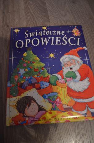 Świąteczne opowieści książka