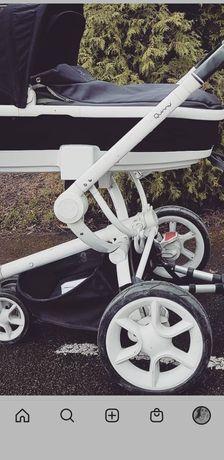 Wózek quinny mood gondola spacerówka i fotelik 3w1