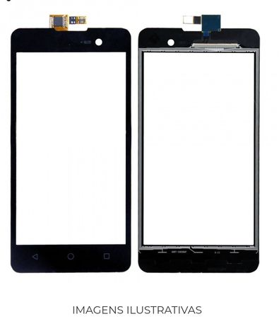Wiko lenny 2 touch Ecra display