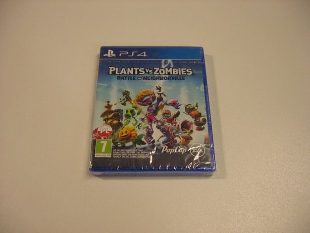 Plants Vs Zombies Battle For Neighborville - GRA Ps4 - Opole 1512