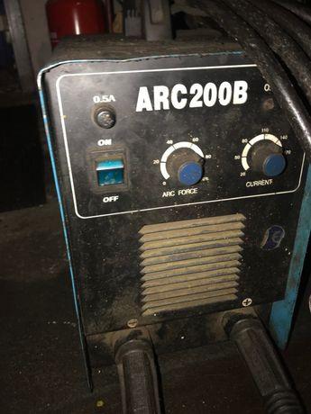 Spawarka inventorowa ARC200