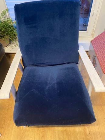 Fotel vintage PRL