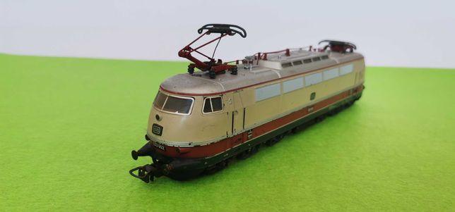 Comboio locomotiva Fleischmann  BR E 103