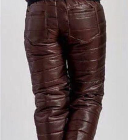 Тёплые штаны на 200 синтепоне