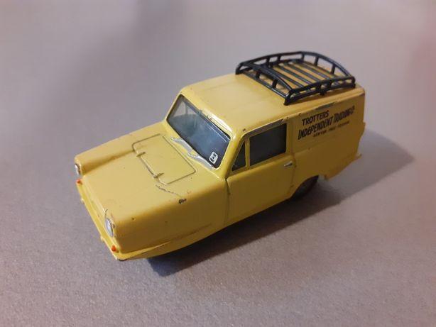 Модель машинки 1974, Reliant regal super van, Еngland, BBC 1990