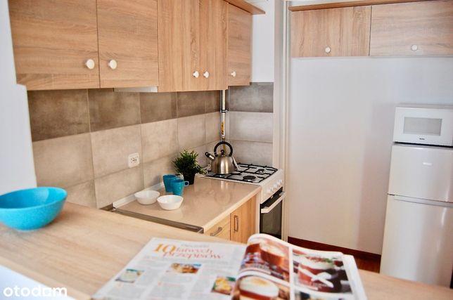 Ładne mieszkanie dwupokojowe po remoncie w D.G