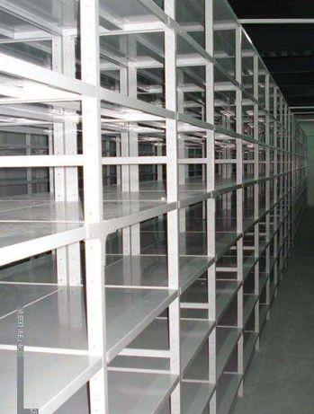 Estante de arquivo ou carga ligeira arrumação de caixas domestico Nova