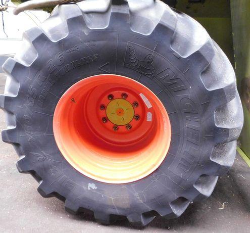 Koła przednie Claas 690/695 - komplet