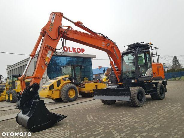 Hitachi ZX 170W-5B  Koparka kołowa Hitachi ZX170W 6 / zadbana / CE certifikat /