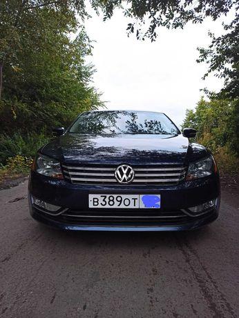 Volkswagen Passat,b7, 2013 г.в, 9000$.