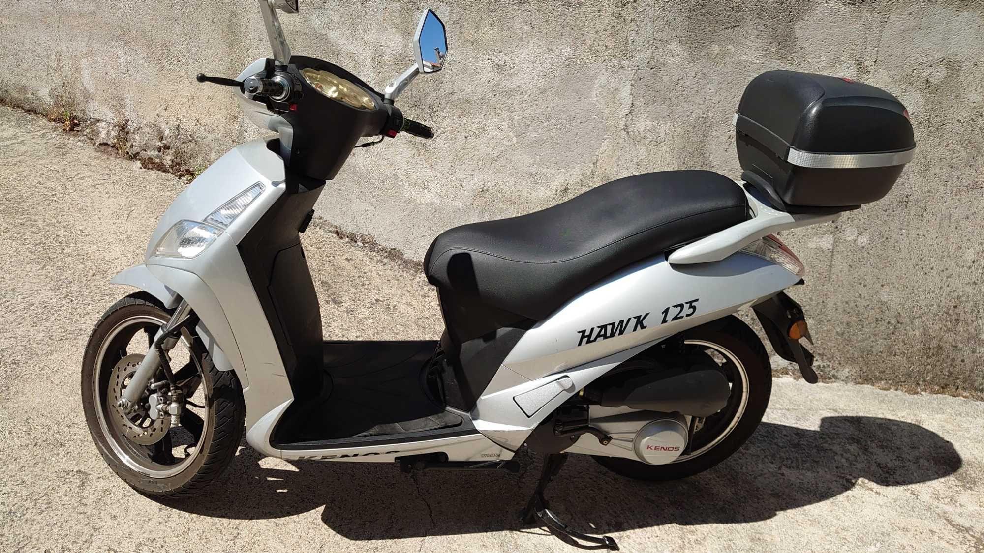 Scooter Kenos 125
