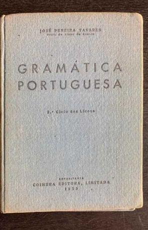Gramatica Portuguesa (1955) - José Pereira Tavares