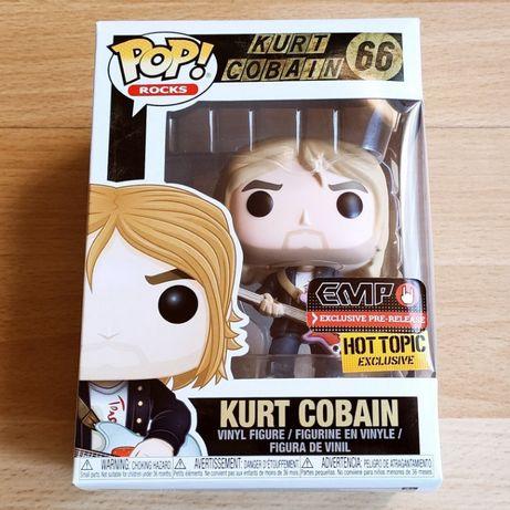 Figurka winylowa Funko POP! Rocks 66 - KURT COBAIN - Nirvana - Excl