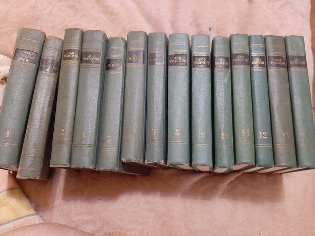 Збірка книг Лев Толстой 1951 року 14 книг