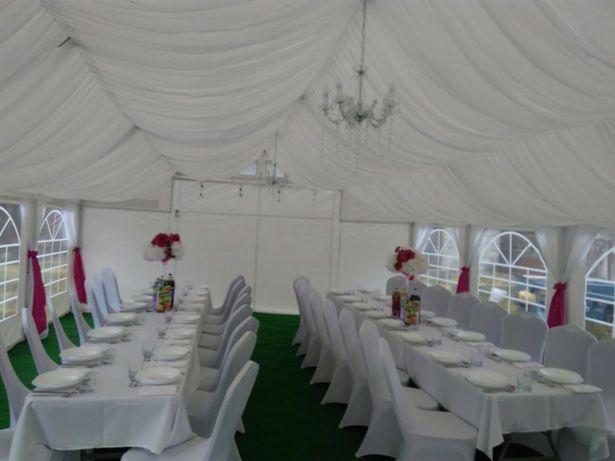 Pawilon namiotowy namiot imprezowy