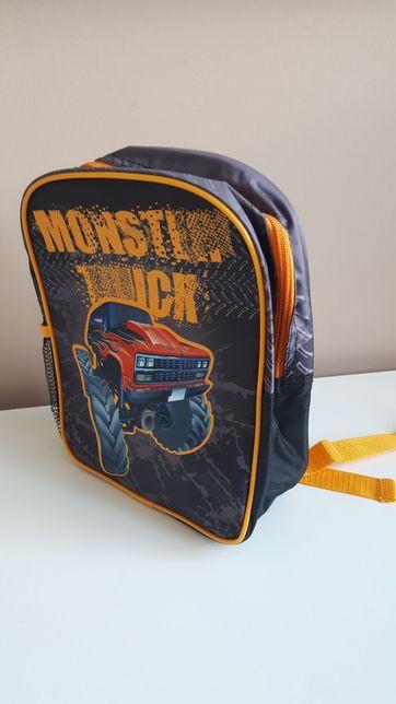 Dzień Dziecka plecak Monster Truck NOWY Z METKĄ