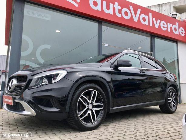 Mercedes-Benz GLA 200 CDi Urban Aut.