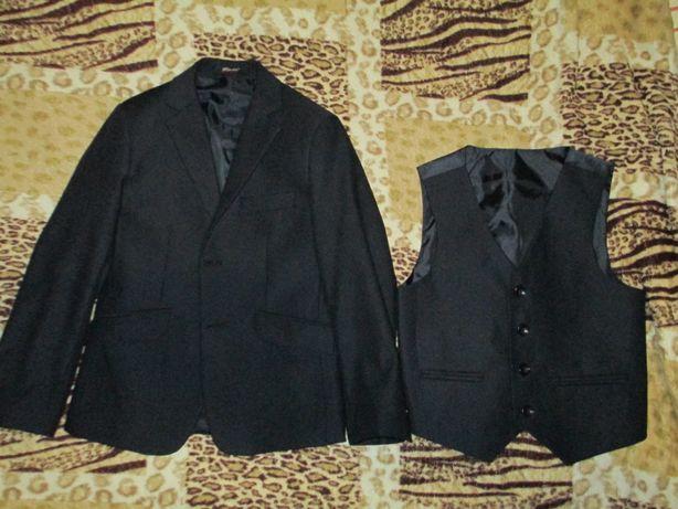 Школьный пиджак и жилет Rado+