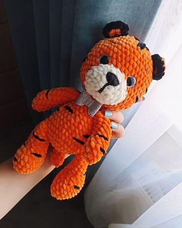 Тигр , тигреня ,игрушка , іграшка ,новорічна прикраса ,новорічна іграш