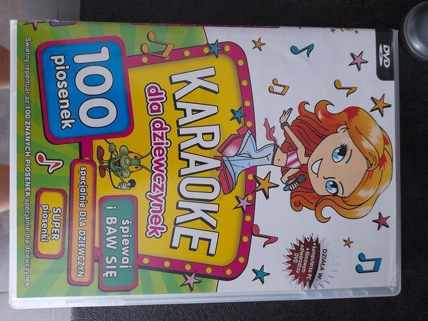 Karaoke DVD 100 piosenek na 2 płytach