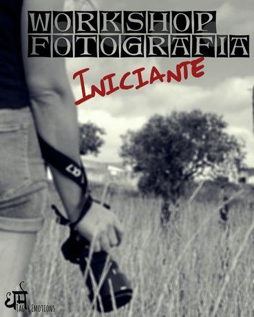 Workshop Online de Fotografia - nivel Iniciante