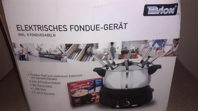 Elektryczny zestaw do fondue