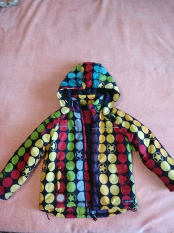 Курточка демисезонная /еврозима/ р.116