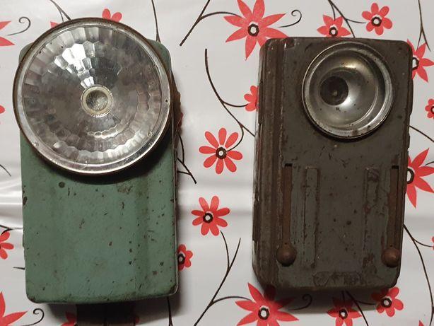 Latarka latarki PRL - 2 szt 142 LX 3 Z
