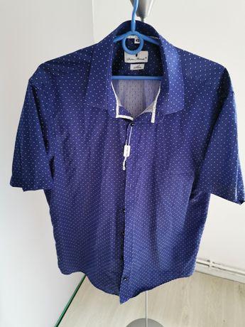 Koszula męska w wzory