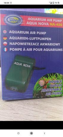 Pompa napowietrzacz do akwarium