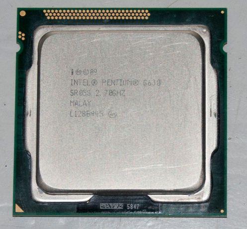 Процессор Intel Pentium G630