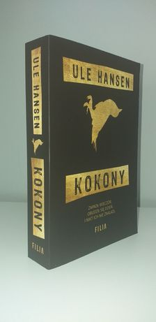 "Książka ""Kokony"" Ule Hansen"