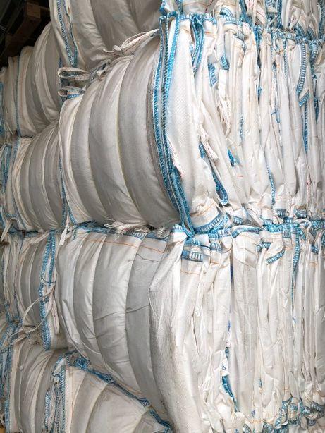 BIG BAG mocne worki na piach żwir grys pellet 1000 kg 1200 kg ! 130 cm