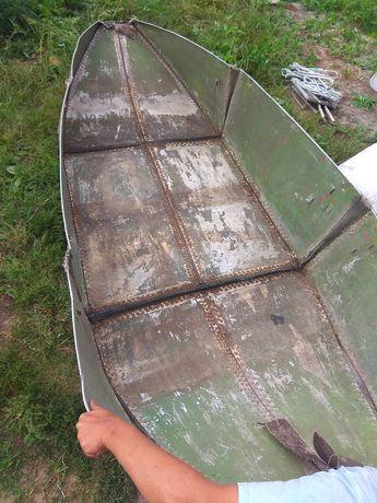 Лодка алюминиевая складная