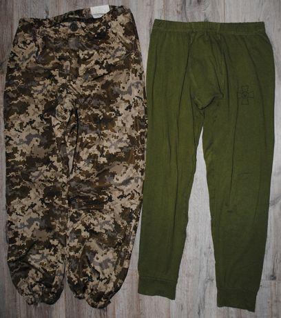 54р штани військові зимові утеплені захисні чуть бв і нові кальсони ЗС