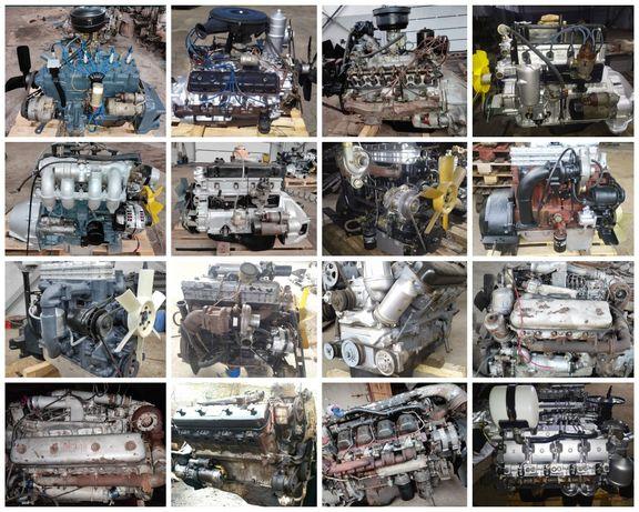 Мотор Газель 402 405 4215 Газ 52 53 МТЗ Д240 Д245 ЯМЗ 236 238 КамАЗ