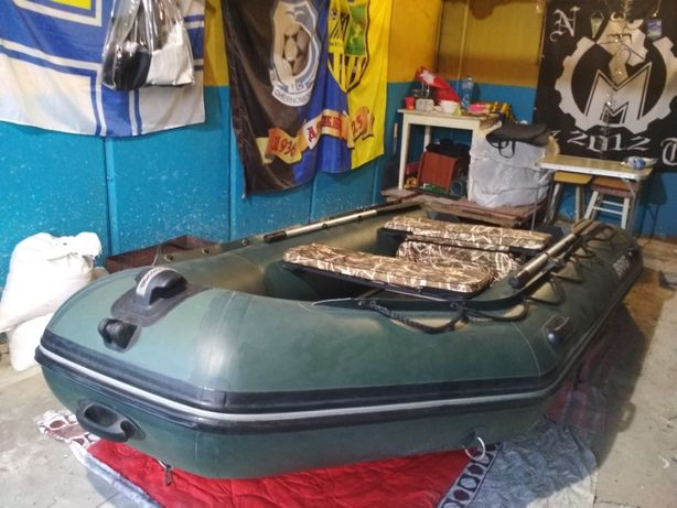 Продам Лодку килевую BRIG 350 Baltik.