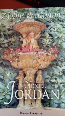 Książka Zdobyć donżuana Nicole Jordan