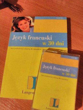 Zestaw do nauki języka francuskiego