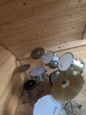 Sprzedam perkusje Ever Play!!!