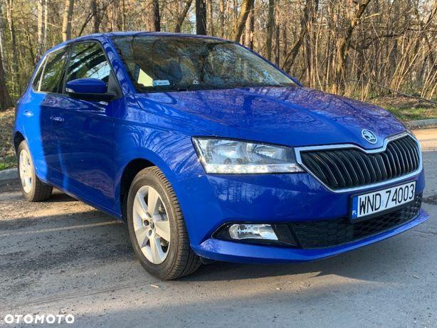 Škoda Fabia Skoda Fabia III + LPG