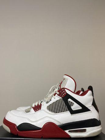 Nike air Jordan 4 fire red x raf simons , off-white, supreme