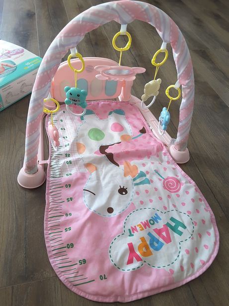 Mata edukacyjna Baby Carpet z pianinkiem