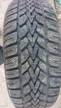 Opona 1szt 185/55/15 82T Dunlop Winter Response 2 2015r 8mm