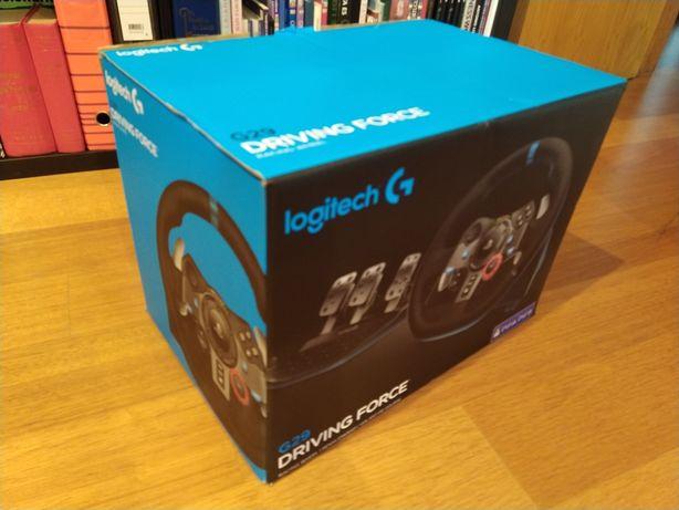 Logitech G29 - PC / PS4   C/Garantia