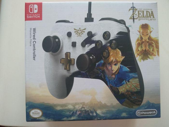 Pad Nintendo Switch Zelda Piotrków Trybunalski - image 1
